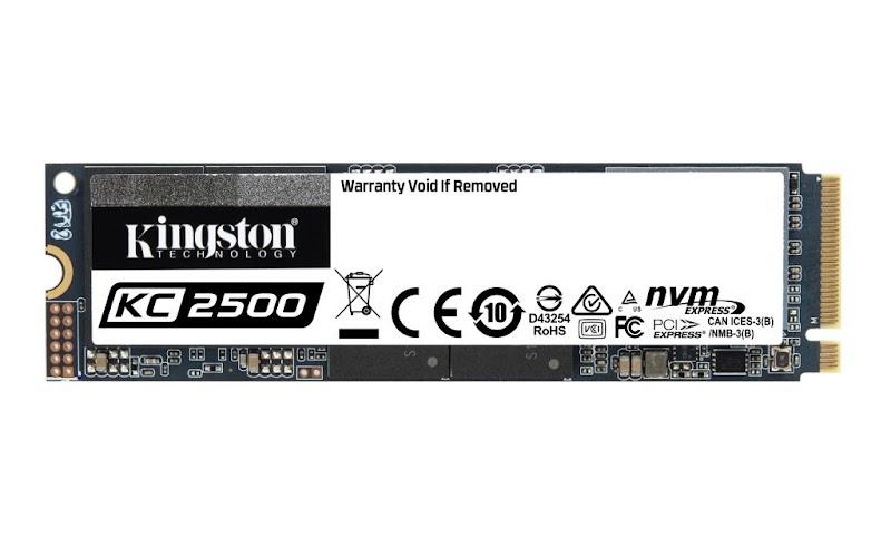 Kingston KC2500, SSD NVMe PCIe dengan Kecepatan Superior oleh - reviewprodukhp.xyz