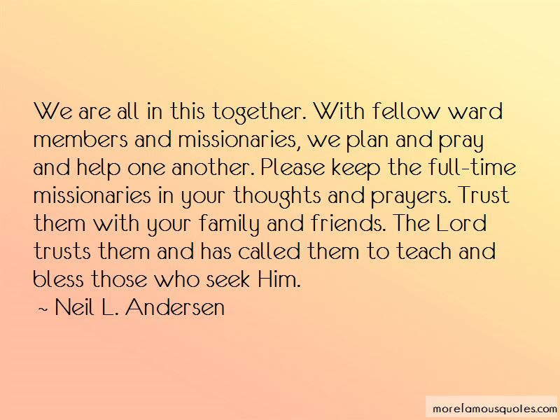 Prayers For My Family And Friends Quotes Top 5 Quotes About Prayers