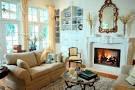 The Bizarro, Shabby Chic Living Room   Living Winsomely
