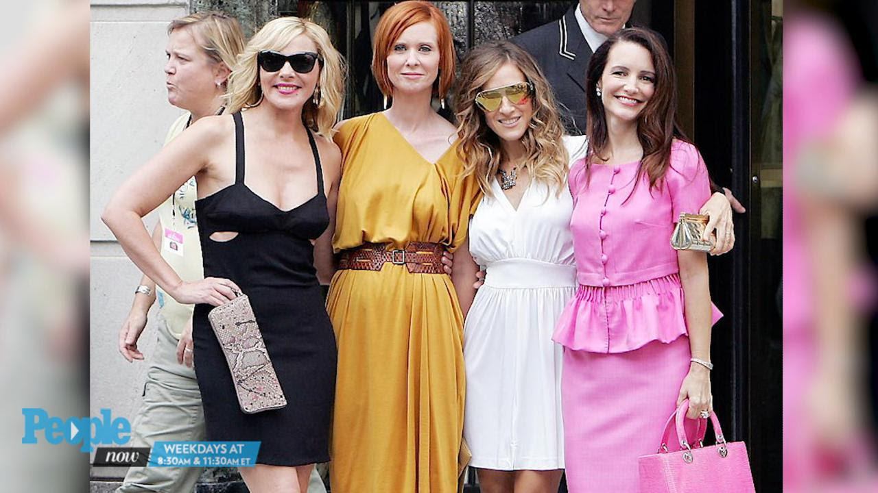 Sarah Jessica Parker Suggests That Ellen Degeneres Play Samantha For