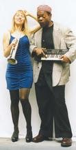 Saskia Laroo & Warren Byrd