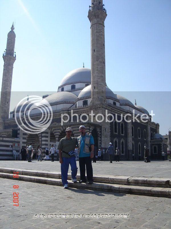 masjid khalid al walid