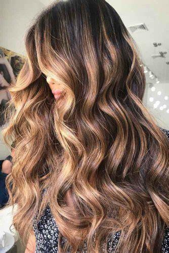 ideas  light brown hair color  highlights