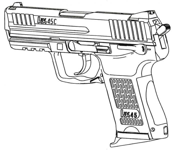 Dibujos de armas - Imagui