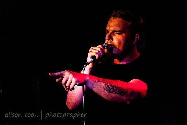 Vince Keegan, vocals, Fair Struggle