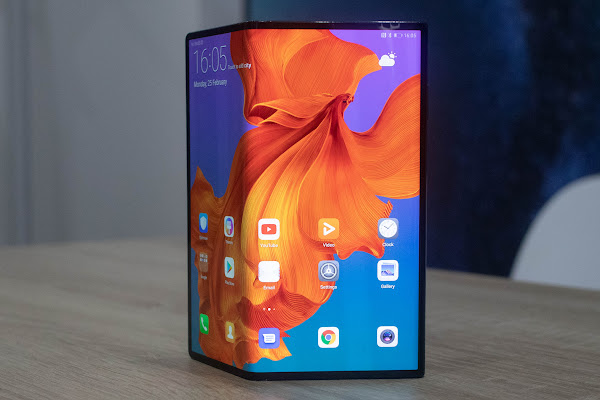 82d8b23a1 Google News - Huawei launches Mate X foldable phone - Overview