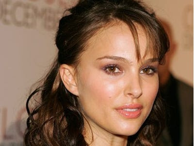 BEST ACTRESS: Natalie Portman -- Black Swan
