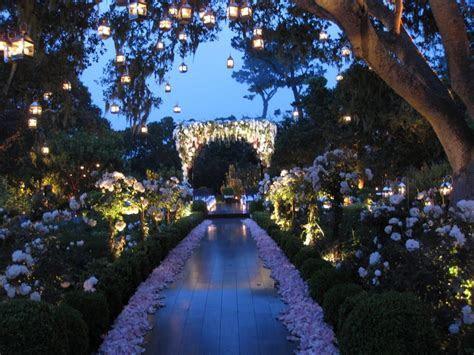 enchanted garden wedding decor   Wedding Ideas   Pinterest