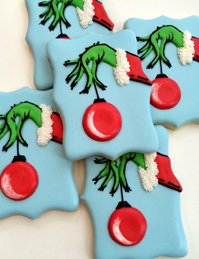 10 Grinch Themed Treats to Make for Christmas   Random ...