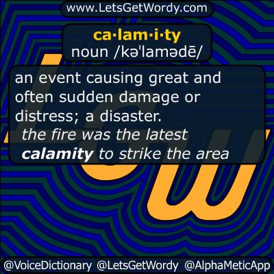 calamity 09/01/2016 GFX Definition