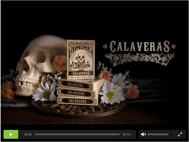 Bicycle CALAVERAS VIDEO