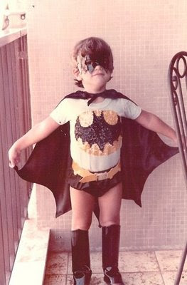 Homem Perfeito é um Super-Herói