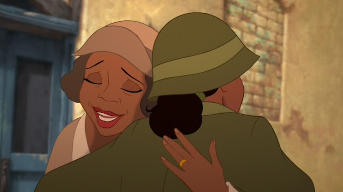 Disney Mom- The Princess and The Frog