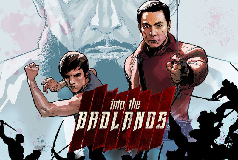 Amc S Into The Badlands Has Its Own Comic Nerd Reactor