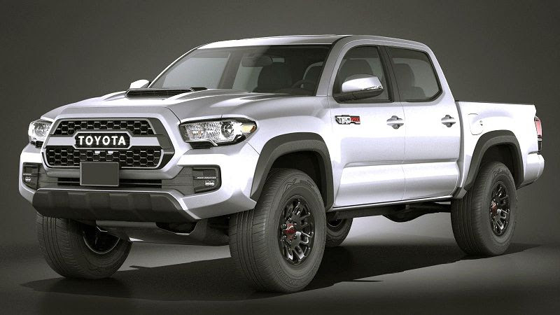 2019 Toyota Tacoma Colors Towing Capacity Trd Pro Release ...