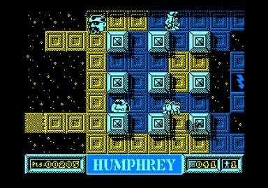 Humphrey Amstrad - 2