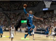 NBA 2K10 slam dunks into stores   GameGuru
