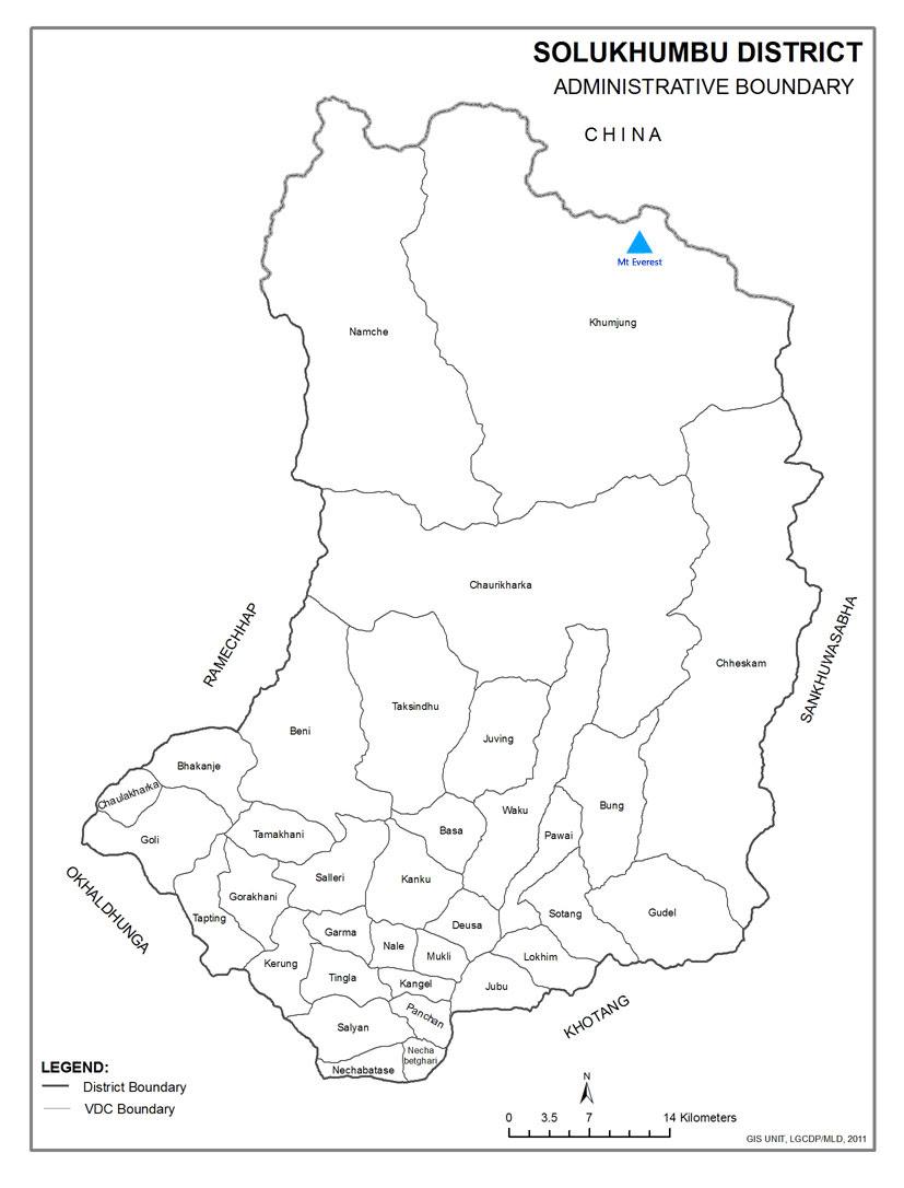 Image Result For Mount Everest Map