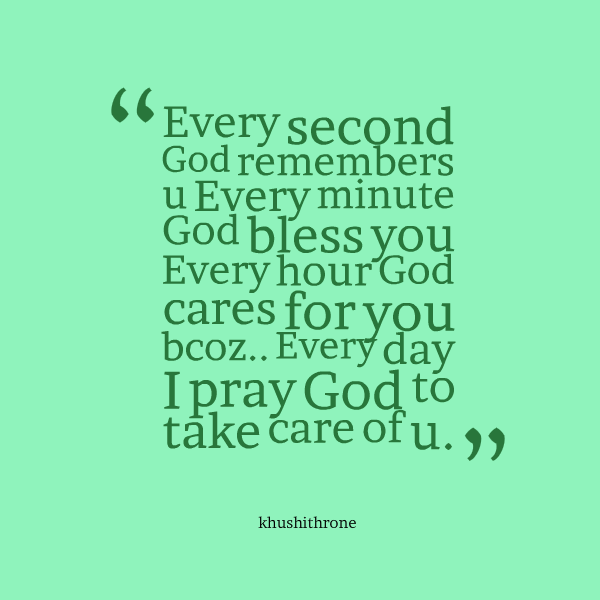 Quotes About Gods Care For Us 32 Quotes