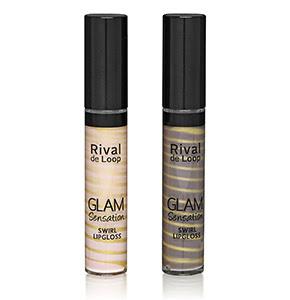 "Rival de Loop ""Glam Sensation"" Swirl Lipgloss"
