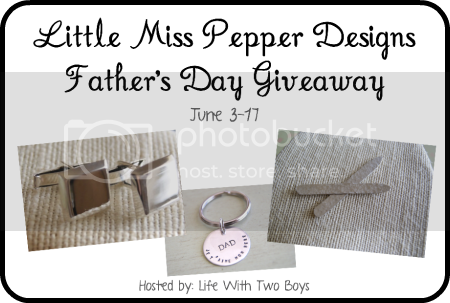 Enter to win a men's jewelry prize pack totaling $150 in value, ends 6/17