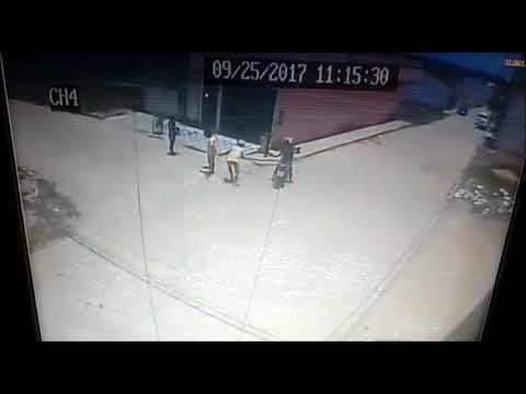 Vídeo mostra mais um assalto em plena luz do dia, em Santa Cruz do Capibaribe