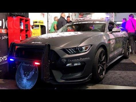 ford mustang shelby gt polizeifahrzeug tuning