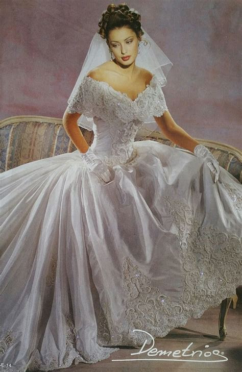 292 best 1990's wedding gowns & dresses images on
