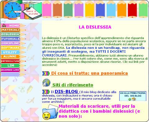 http://www.maestrantonella.it/dislessia.html