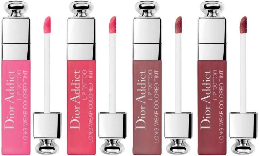 Dior Lip Tattoo