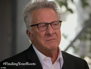 Actor Dustin Hoffman discovered he had an ancestor that survived a Soviet concentration camp. Photo: PBS.