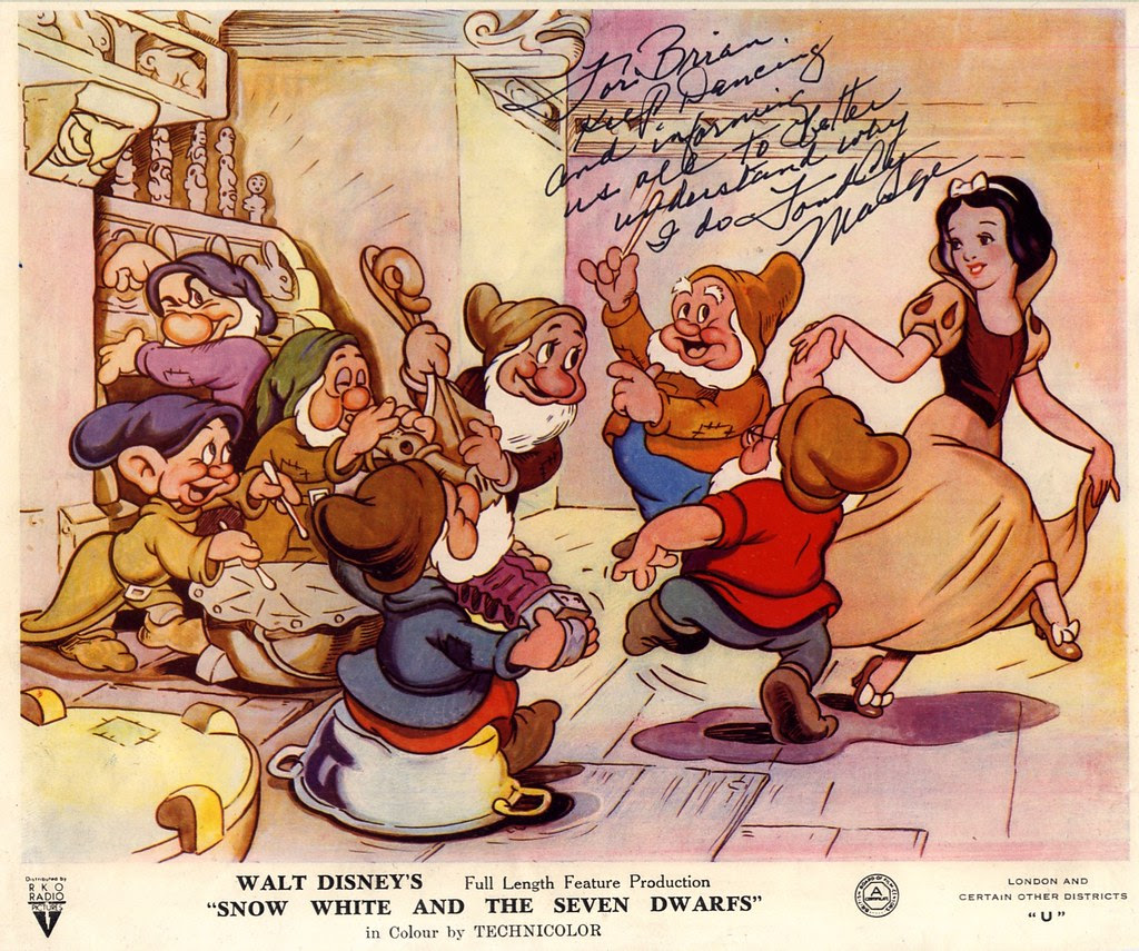 Snow White - Marge Champion
