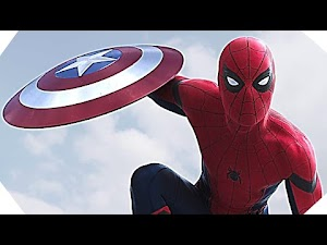 """VIDEO - """"Captain America: Civil War"""": Spider-Man prompted surprise from the new trailer"""
