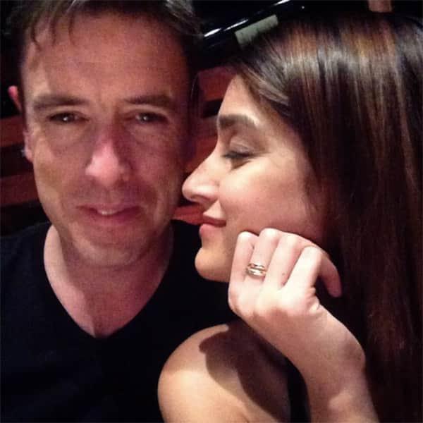 Ileana D'cruz snapped with boyfriend Andrew Kneebone