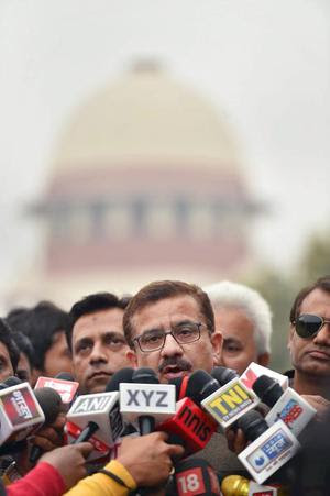 Ayodhya title dispute: SC refuses plea to defer hearing till after 2019 elections