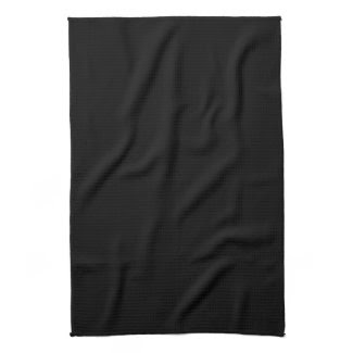 Simply Black Hand Towels