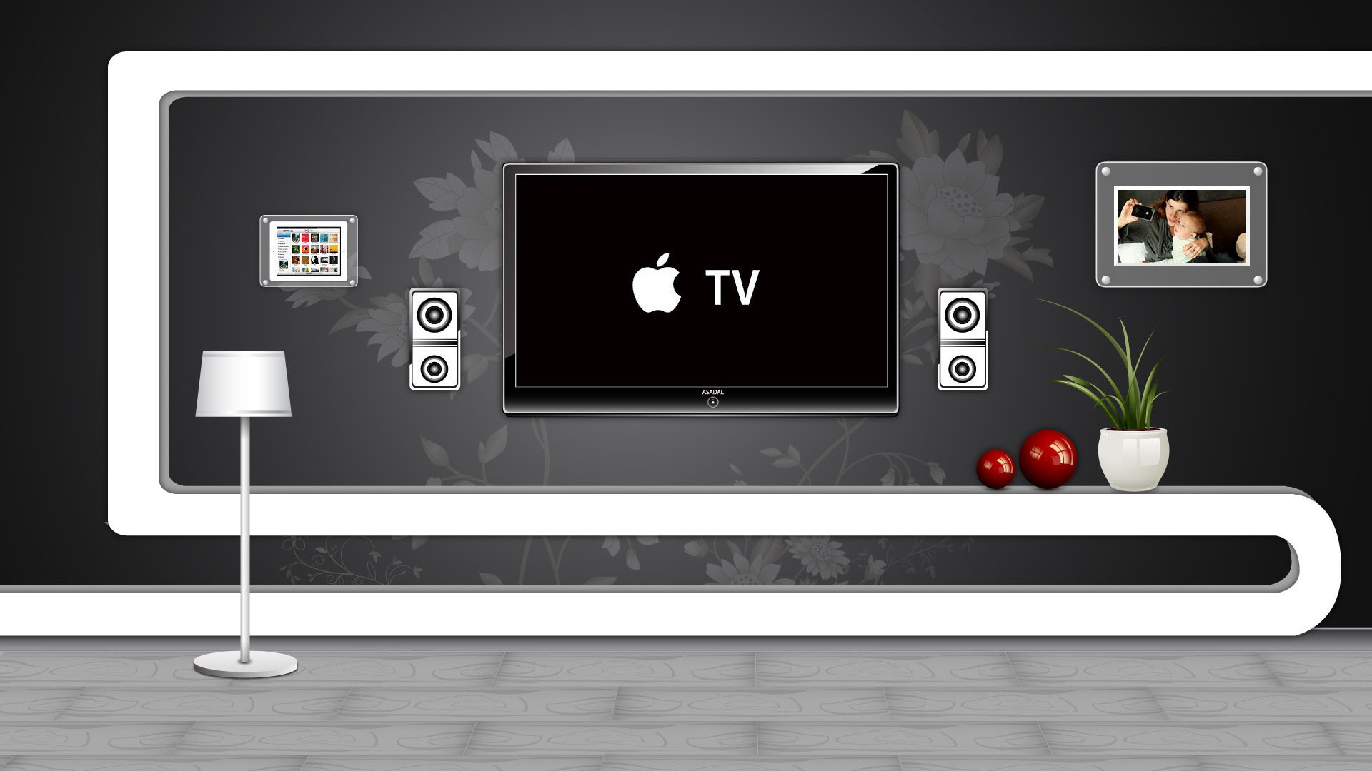 1920x1080 Apple TV desktop PC and Mac wallpaper