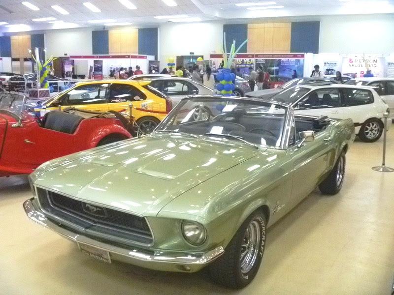 Mustang Convertibles