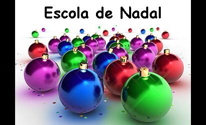 Escola de Nadal 2011