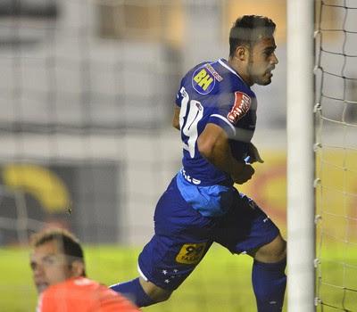 Cruzeiro; Vinícius Araújo (Foto: Mauro Horita/Light Press)