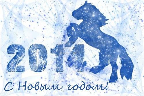 Новый Год 2014!
