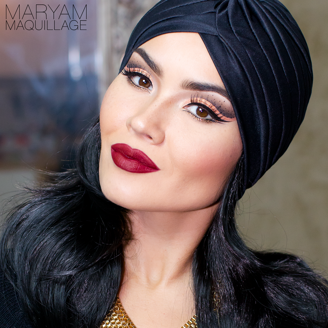 Halloween Fortune Teller Makeup.Maryam Maquillage Easy Halloween Makeup The Fortune Teller