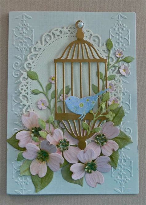 161 best images about Birdhouse cards on Pinterest   Tim