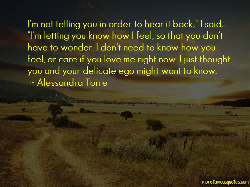 I Just Want To Feel Love Quotes Top 35 Quotes About I Just Want To