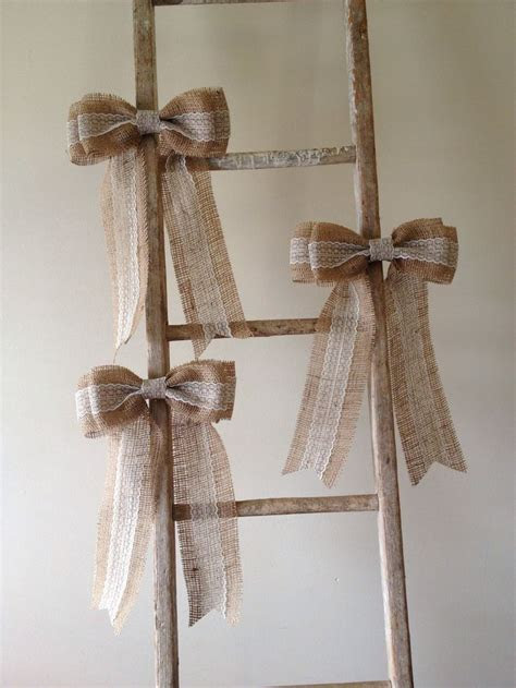 Ebay Hessian Wedding Decorations