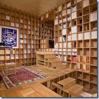 Shelf-Pod house