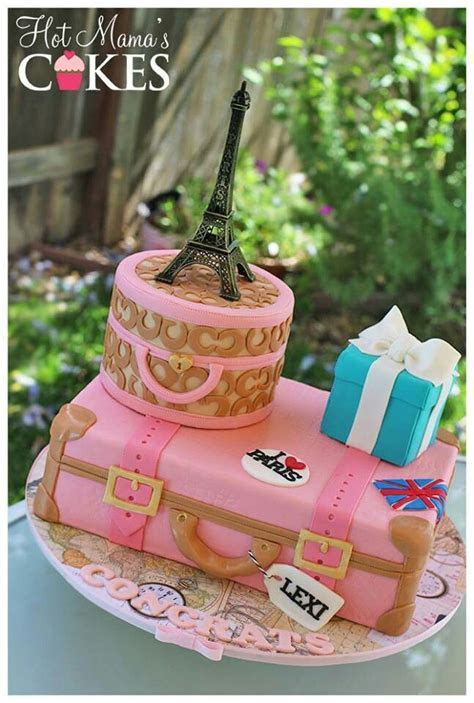 25  best ideas about Luggage cake on Pinterest   Travel