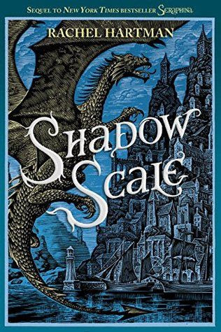 Shadow Scale (Seraphina, #2) by Rachel Hartman