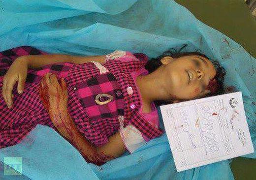 Bani Walid víctima
