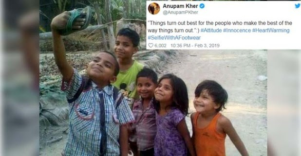This heart touching viral picture is making Bollywood talk on Twitter